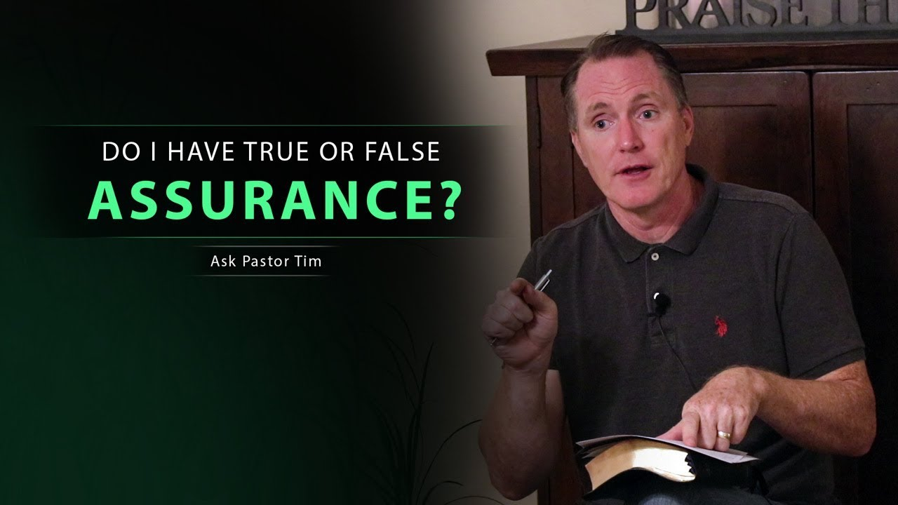 Do I Have True or False Assurance?