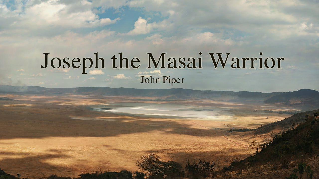 Joseph the Masai Warrior
